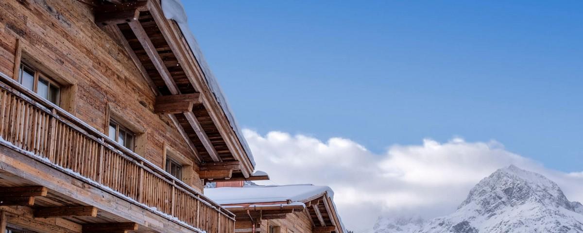 Lech am Arlberg:Severin*s – The Alpine Retreat