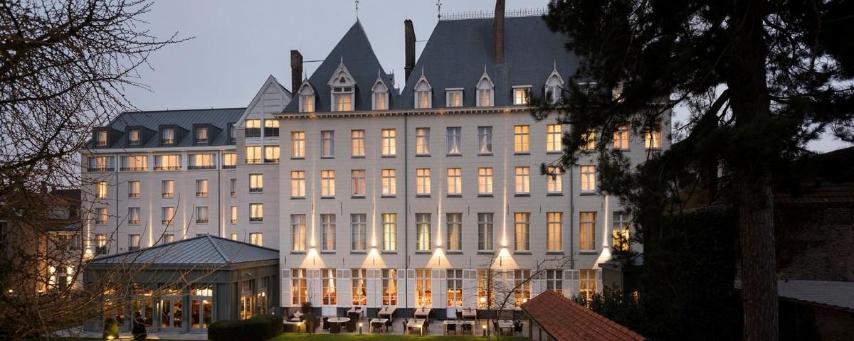 Bruges:Duke's Palace Hotel