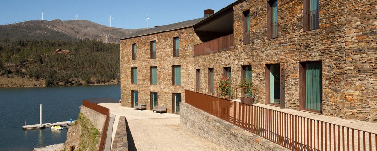 Raiva (Castelo de Paiva):Douro41 Hotel & Spa