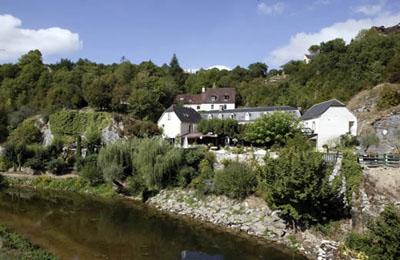 Souillac:Hotel Le Pont de l´Ouysse