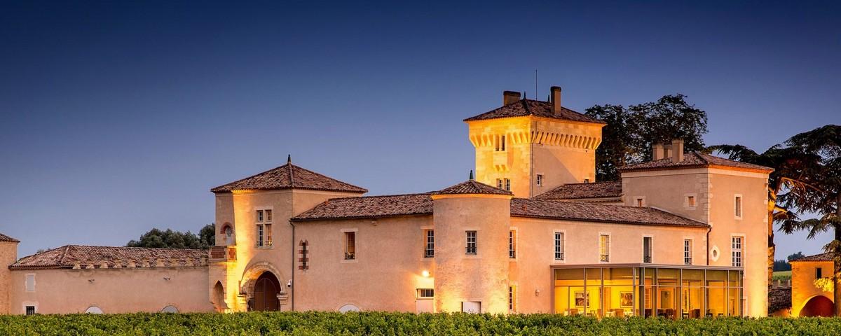 Chateau lafaurie-peyraguey hôtel & restaurant lalique-Bommes