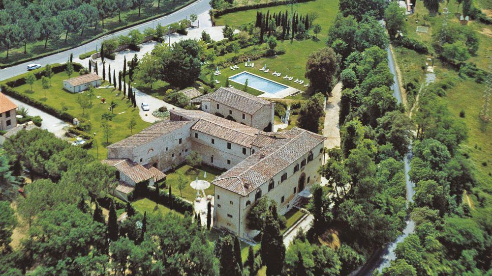 Colle di Val d´Elsa:Relais Della Rovere