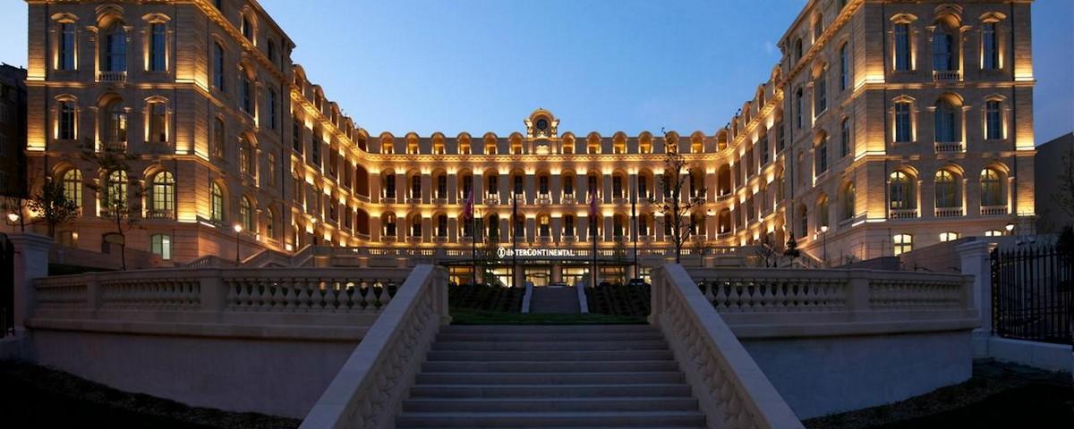 Marseille:Hotel Dieu