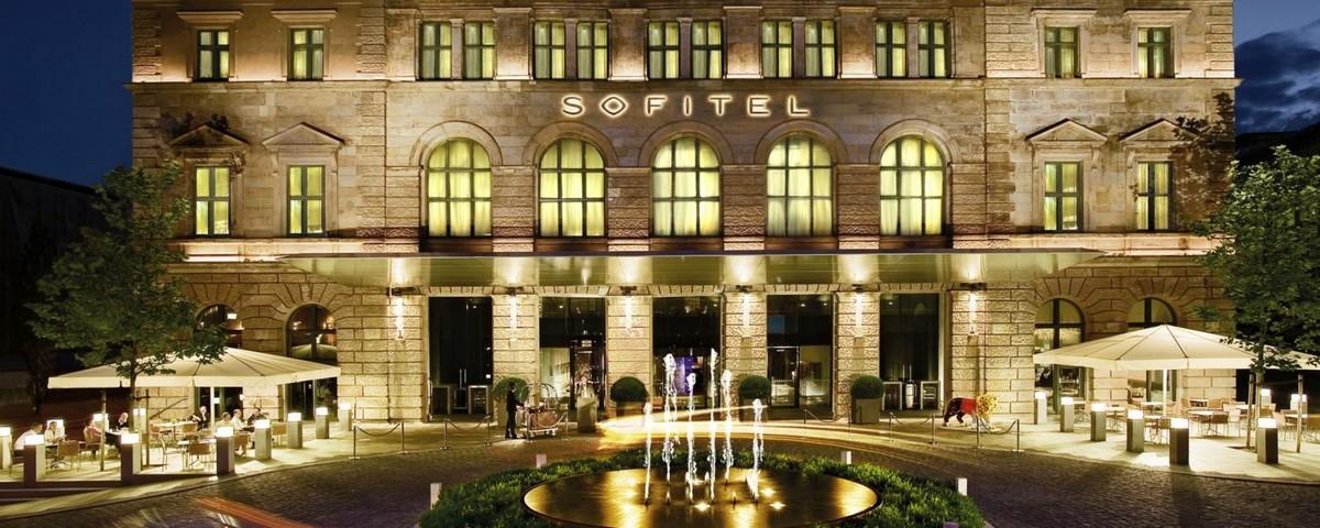 Munich:Sofitel Hotel Munich Bayerpost