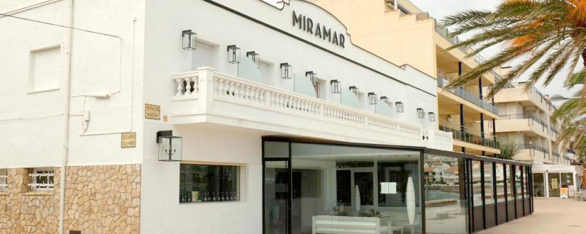 Girona:Miramar Restaurant