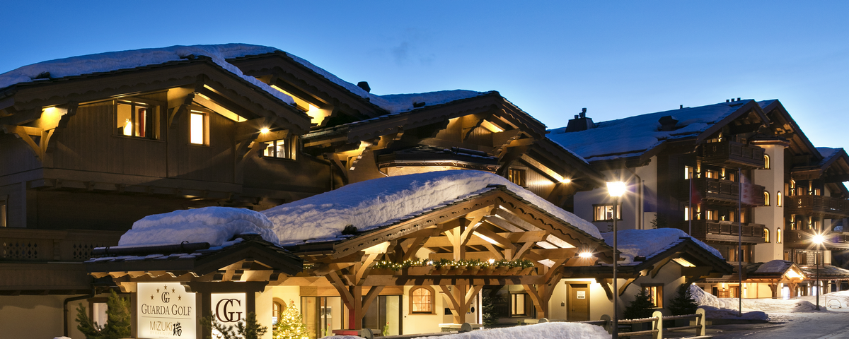 Crans-Montana:Guarda Golf Hotel & Residences