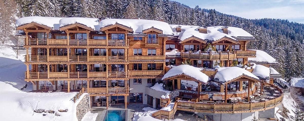 Crans-Montana:LeCrans Hotel & Spa