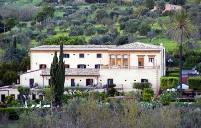 Agrigento (Sicily):Hotel Villa Athena