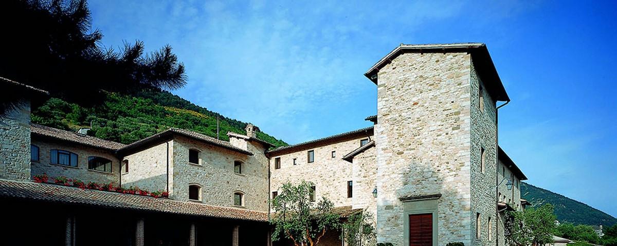 Gubbio:Park Hotel Ai Cappuccini