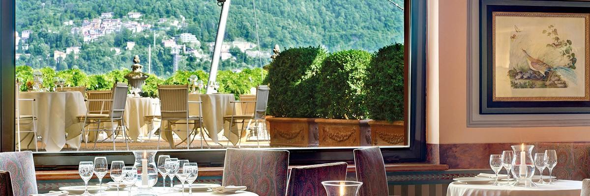 Villa D Este Menu Terrace Bar