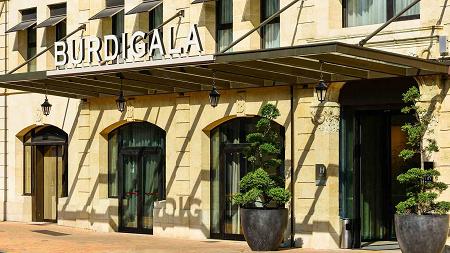Bordeaux:Hotel Burdigala