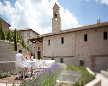 Assisi:NUN Assisi Relais & Spa Museum