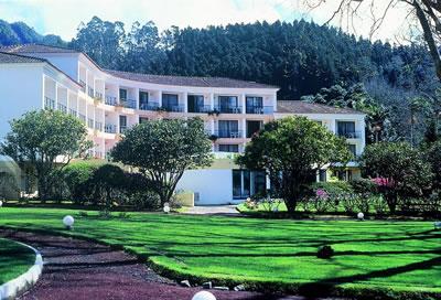Furnas:Terra Nostra Garden Hotel