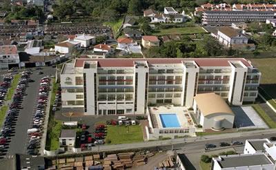 Ponta Delgada (Sao Miguel island) :Sao Miguel Park Hotel