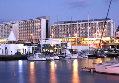 Ponta Delgada (Sao Miguel island) :Hotel Marina Atlântico