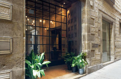 Barcelona:Hotel Neri