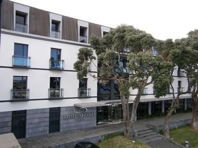 Horta (Faial island):Hotel do Canal