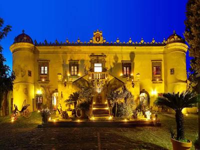 Calatabiano:Castello di San Marco