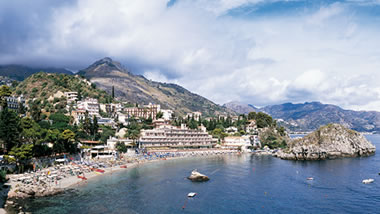 Taormina (Sicily):Grand Hotel Mazzaro Sea Palace