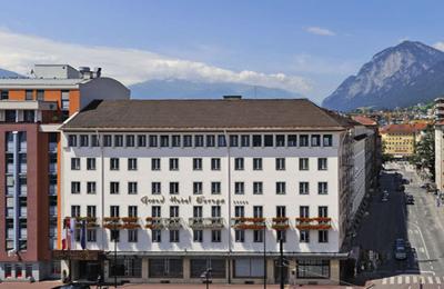 Innsbruck:Grand Hotel Europa