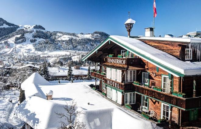 Kitzbuhel:Tennerhof Gourmet & Spa de Charme Hotel