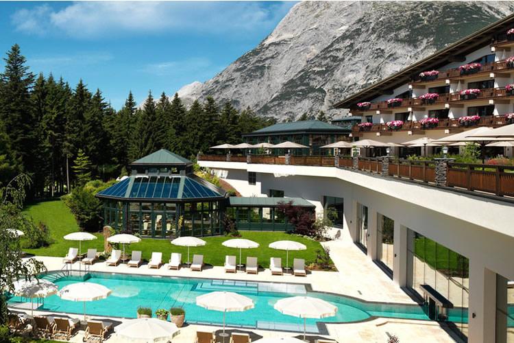 Telfs-Buchen:Interalpen-Hotel Tyrol GMBH