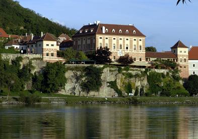 Durnstein:Hotel Schloss Dürnstein