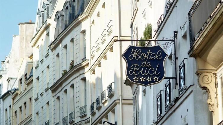 Hotel Rue De Buci Paris