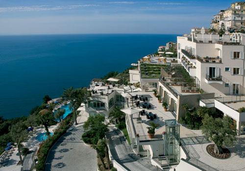 Amalfi Coast (Vietri sul Mare):Hotel Raito