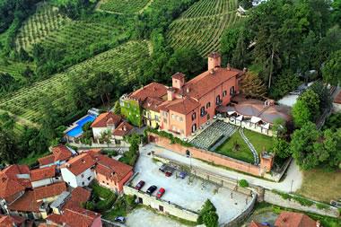 Costigliole Saluzzo:Castello Rosso