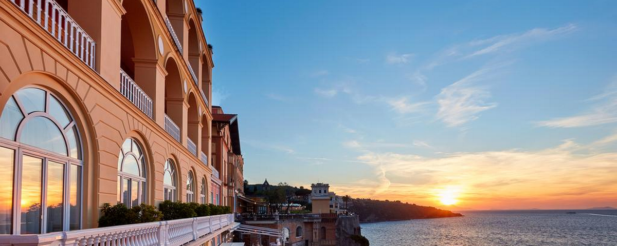 Grand Hotel Excelsior Vittoria Sorrento Italy Updated 2019