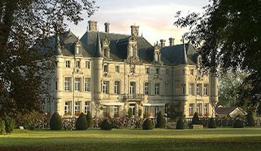 Dieue sur Meuse:Chateau des Monthairons