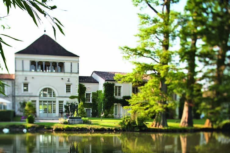 Bordeaux:Les Sources de Caudalie