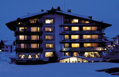 Zurs / Arlberg:Thurnhers Alpenhof