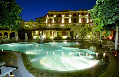 Lipari:Hotel Tritone