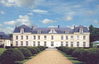 Courcelles-sur-Vesle:Chateau de Courcelles