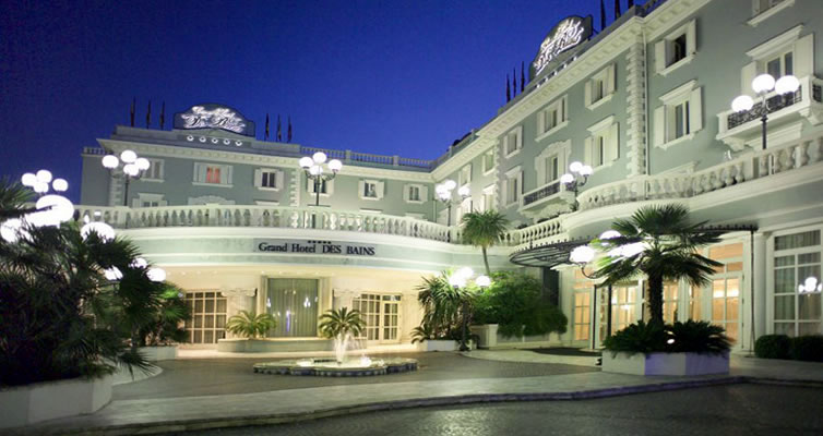 Grand hotel des bains riccione italy updated 2017 official for Restaurant grand hotel des bains