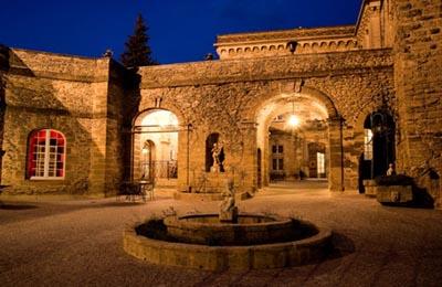 Rochegude:Chateau de Rochegude
