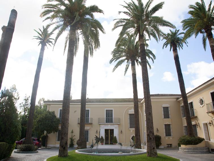 Jerez de la Frontera:Hotel Villa Jerez