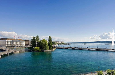 Geneve:Four Seasons Hotel des Bergues Geneva