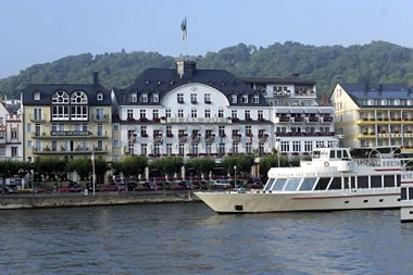 Boppard:Bellevue Rheinhotel