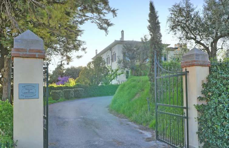 Perugia:Agriturismo di Charme La Ghirlanda