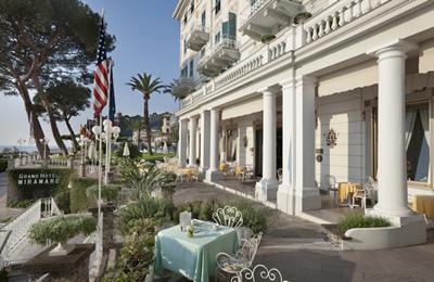 Santa Margherita Ligure:Grand Hotel Miramare