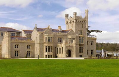 County Donegal:Lough Eske Castle