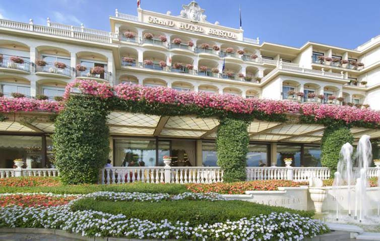 Stresa:Grand Hotel Bristol