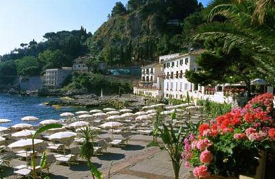 Taormina:Hotel Villa Sant´Andrea
