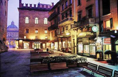 Bologna:Hotel Orologio