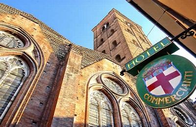 Bologna:Hotel Commercianti