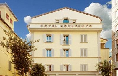 Bologna:Hotel Novecento