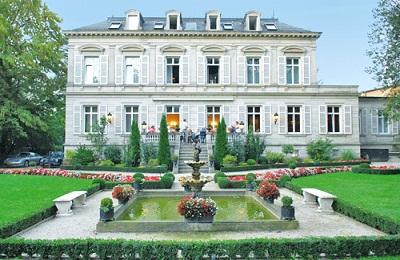 Baden-Baden:Hotel Belle Epoque